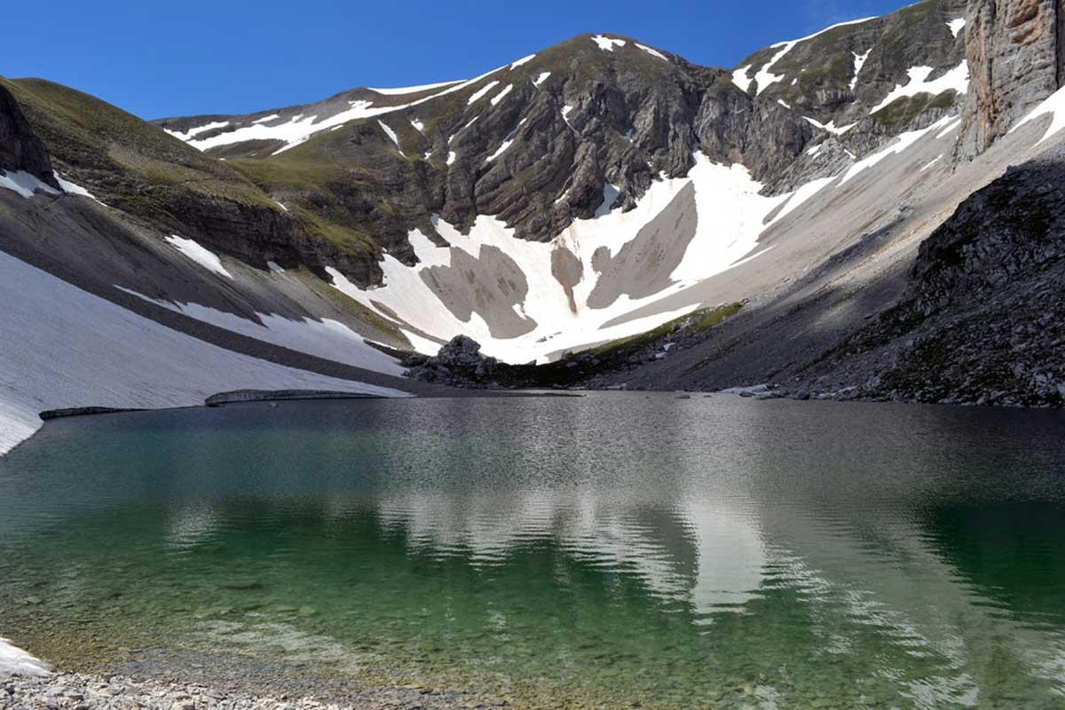 Lago Pilato 2