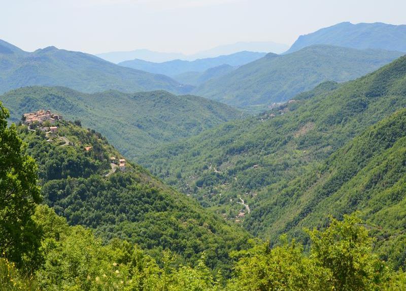 e1fa3d34d057 ... il panorama è davvero mozzafiato e svaria dalla campagna romana fino al  mare