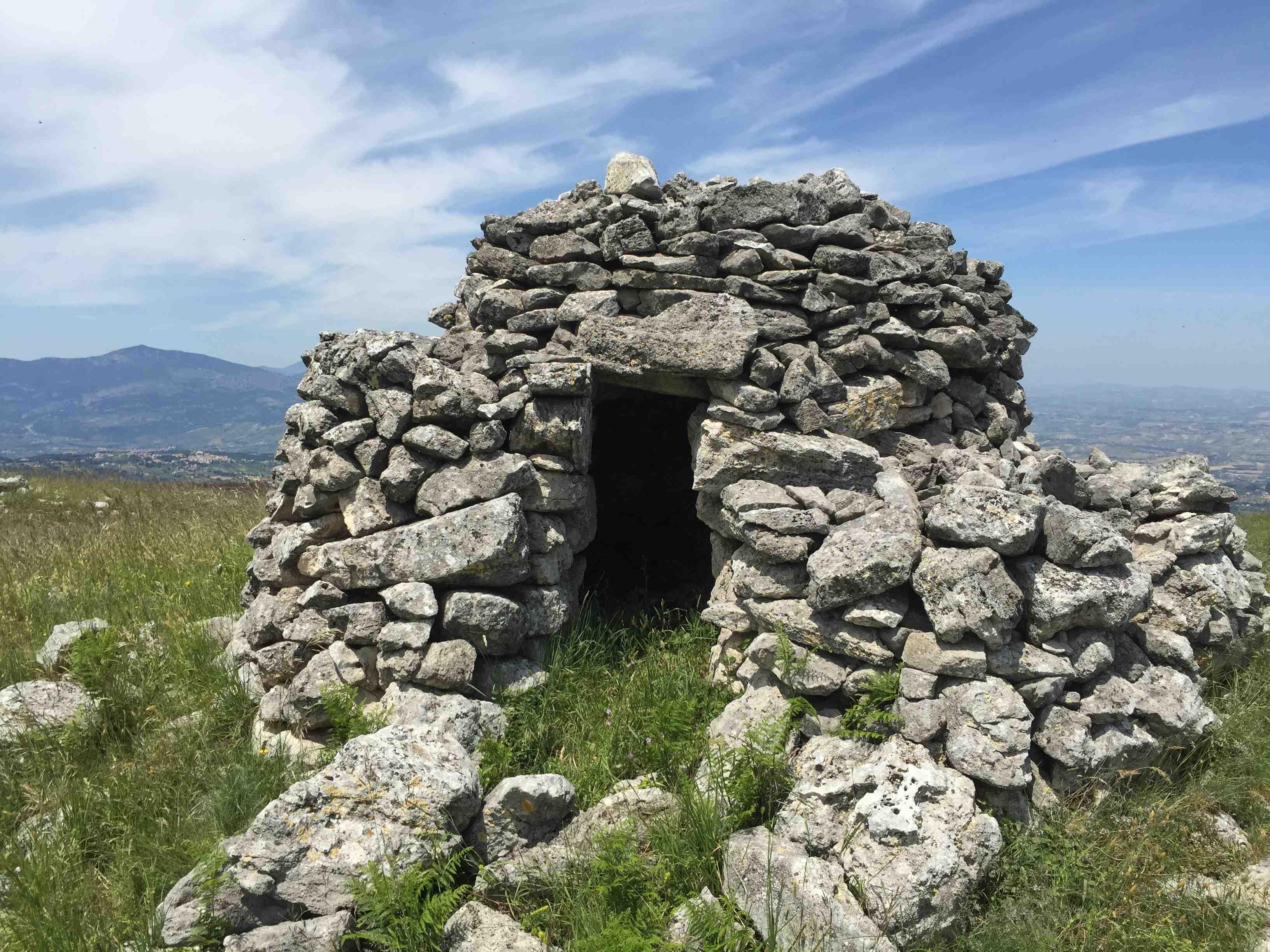 capanna di pietra 1