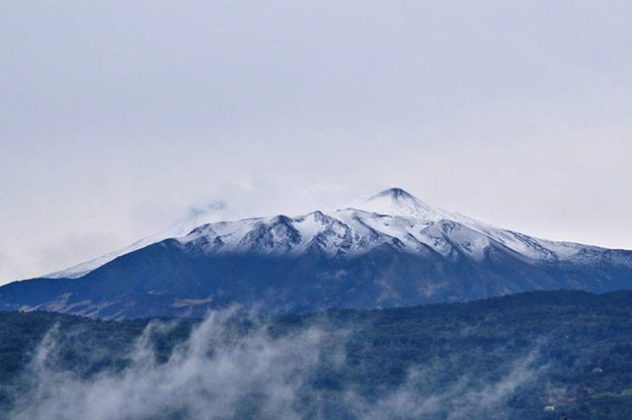 neve Etna