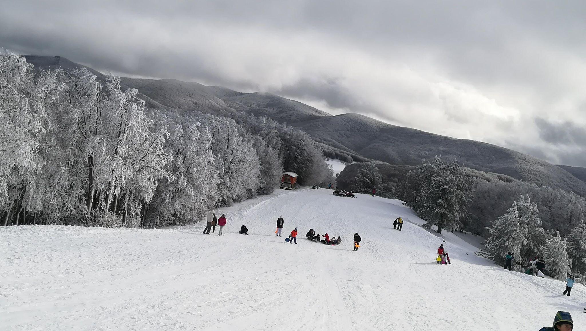 Monte Curcio 2