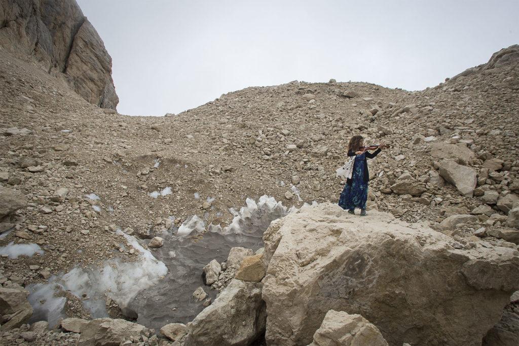 LEGAMBIENTE Il video del Requiem al ghiacciaio del Calderone