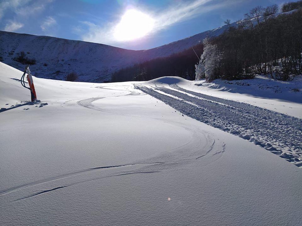 foto scattata a campo Felice il 28/12/2019 da Giuseppe benedetti