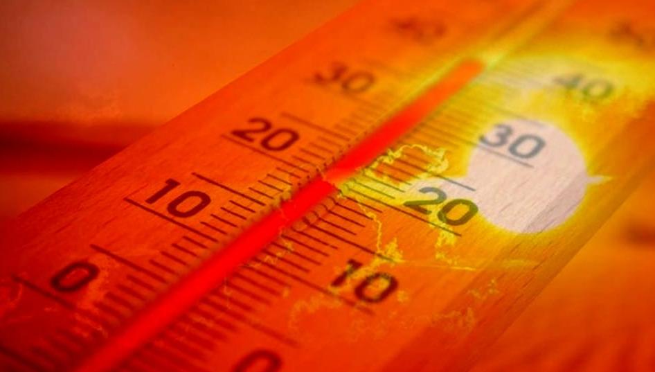 Meteo, Settimana calda