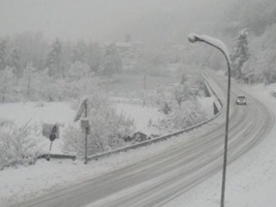 Previsioni neve