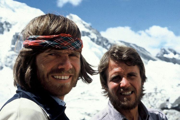 Rehinold Messner Peter Habeler