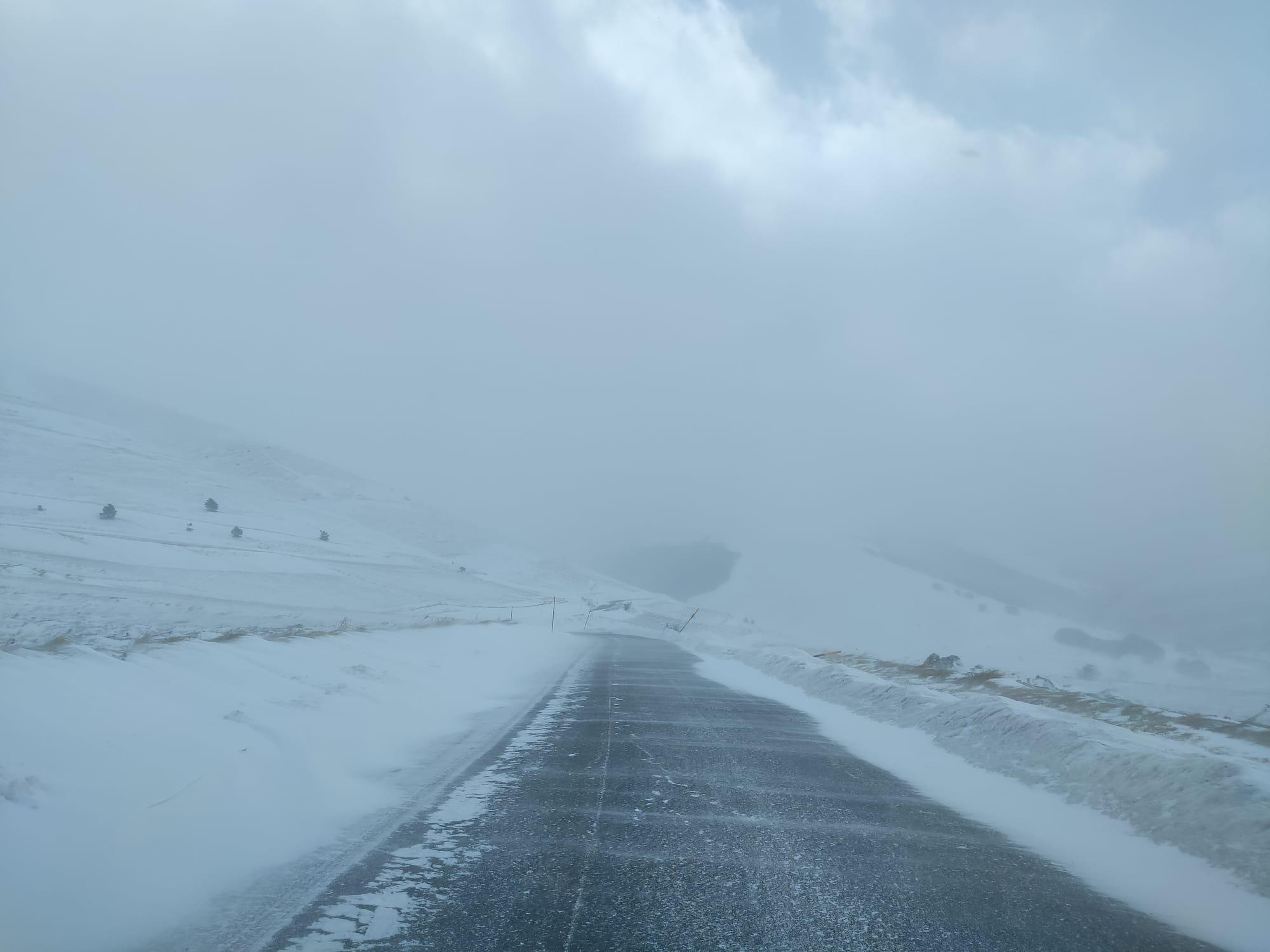 Torna la neve in Appennino